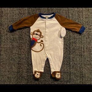 NWT Koala baby footed sleeper size 3m
